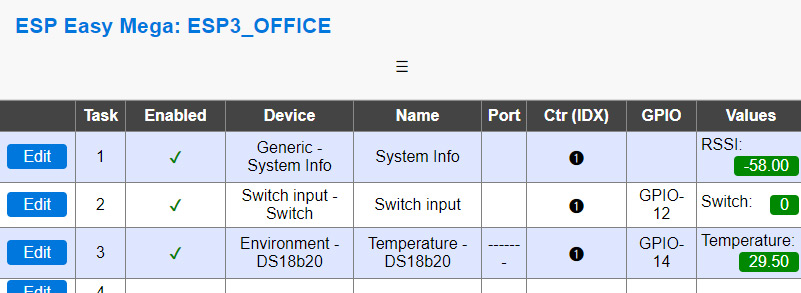 Home Automation with the Sonoff TH10/TH16 with PHP, FHEM, JSON and